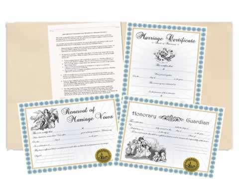 Certificate Package