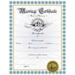 Marriage Certificate III