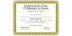 Ordained Minister Valarie Seabrook