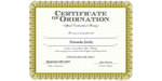 Ordained Minister Tameeka Smith