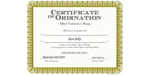 Ordained Minister Sam Billy