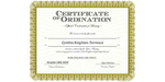 Ordained Minister Cynthia Knighten-Torrence