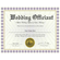 Wedding Officiant Certificate