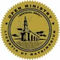 Open Ministry Official Ministry Seal